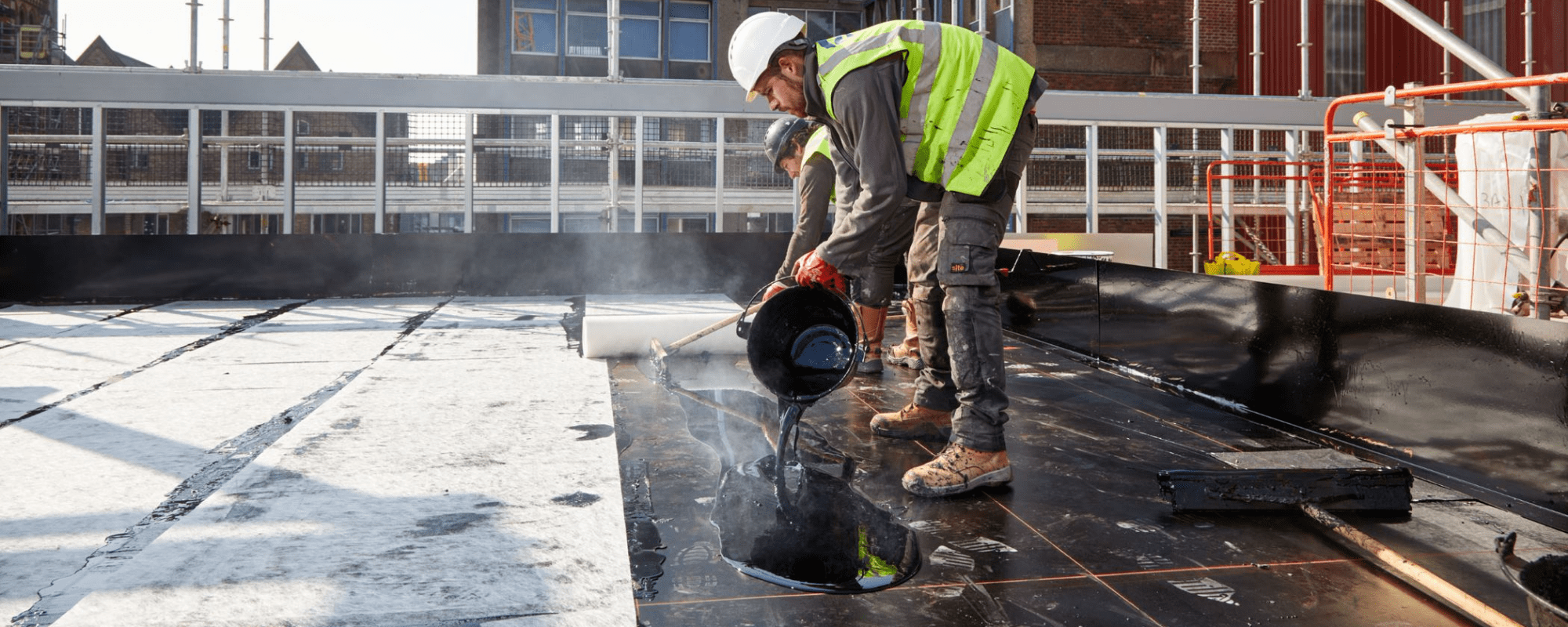 hot-melt-roofing